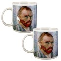Vincent Van Gogh Disappearing Mug