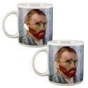 Vincent Van Gogh Disappearing Mug