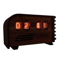Vintage Nixie Watt Tube Clock