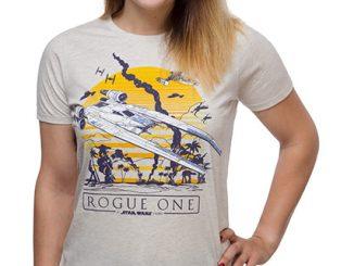 Vintage Rogue Flame Trooper Ladies Tee