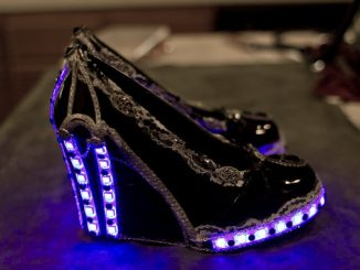 Vintage Steampunk Heels