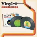 Vinyl Bookends