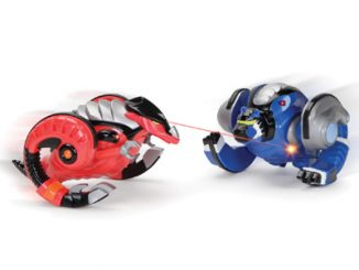 Virtual and Terrestrial Battling Robots