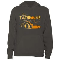 Visit Tatooine Hoodie