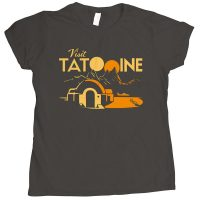 Visit Tatooine Juniors Shirt
