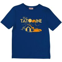 Visit Tatooine Kids T-Shirt