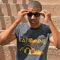 Visit Tatooine Mens T-Shirt