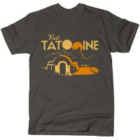 Visit Tatooine Shirt
