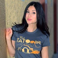 Visit Tatooine Shirts