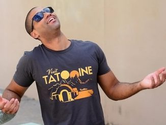 Visit Tatooine T-Shirt