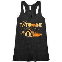 Visit Tatooine Womens Tank Top