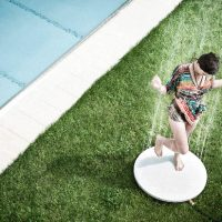 Viteo Outdoor Shower Pad