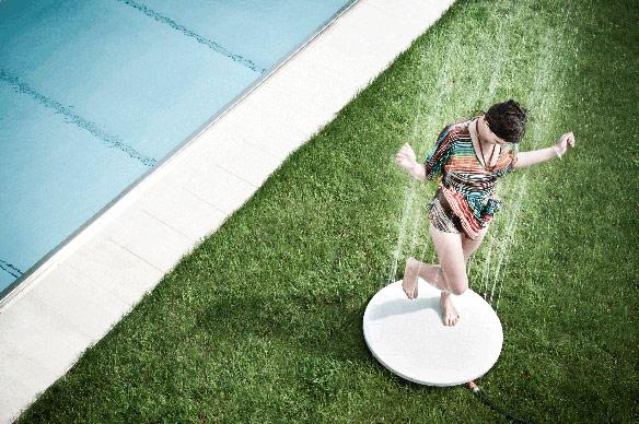 Viteo Outdoor Shower Pad