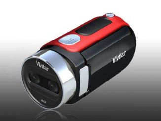 Vivitar Launches 790HD 3D Camcorder