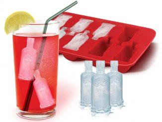 Vodka Bottle Ice Tray