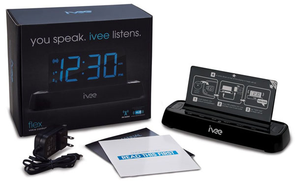 Voice Controlled Talking Radio