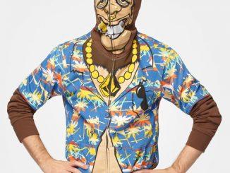 Volcom Monkey Suit Zip Hoodie