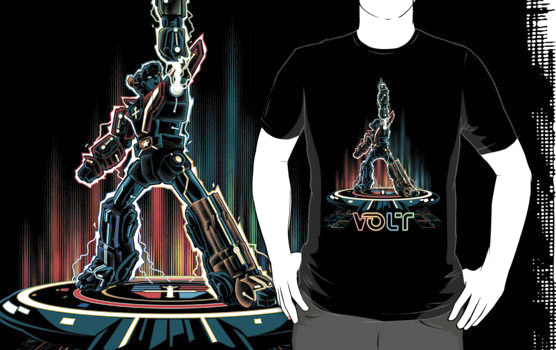 Volt Tron Shirt