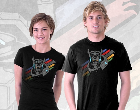 Voltron Defender T-Shirt