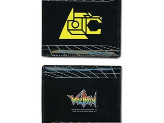 Voltron Lion Symbol Black Wallet