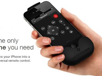 VooMote One iPhone Universal Remote