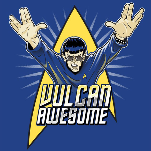 Vulcan Awesome Shirt