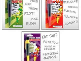Vulgar Pen Package