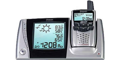 Public Alert Weather Radio and Weather Station