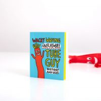 Wacky Waving Inflatable Tube Guy Book