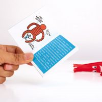 Wacky Waving Inflatable Tube Guy Booklet