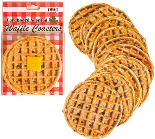 Waffle Coasters