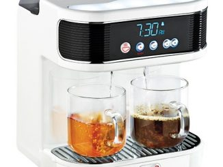 Wake Cup Alarm Clock and Hot Water Dispenser