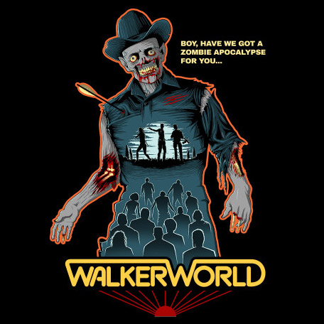Walker World Shirt