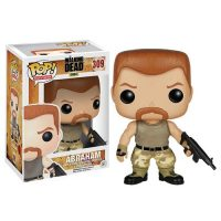 Walking Dead Abraham Pop Vinyl Figure