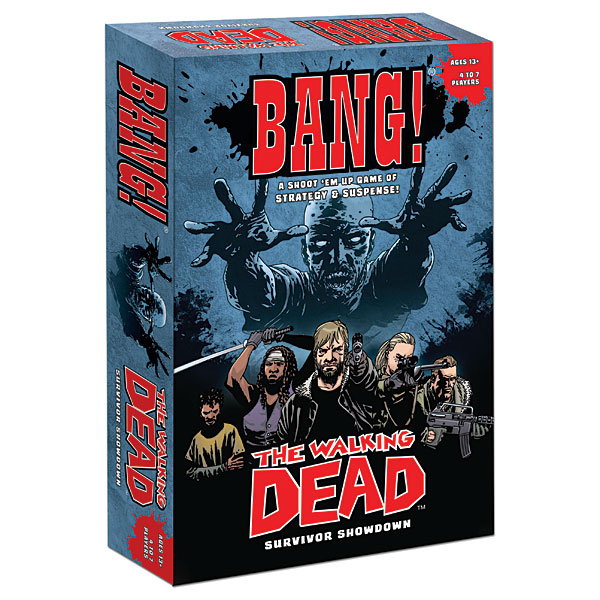 Walking Dead BANG! Game