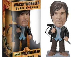 Walking Dead Biker Daryl Dixon Bobble Head