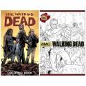 Walking Dead Coloring Books