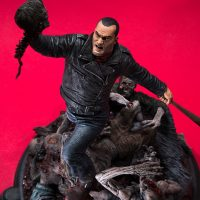 Walking Dead Comic Negan 17-Inch Resin Statue