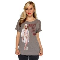 Walking Dead Daddys Little Girl T-Shirt