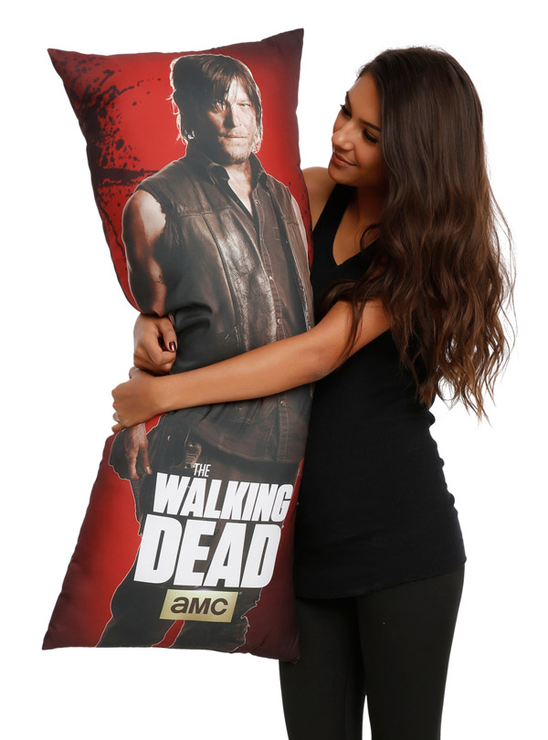 Walking Dead Daryl Body Pillow