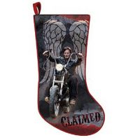 Walking Dead Daryl Dixon Christmas Stocking