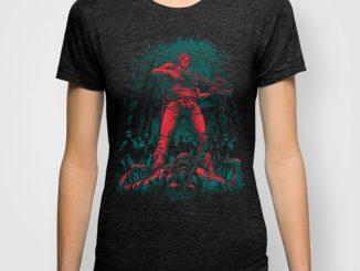 Walking Dead Daryl Dixon Hunter T-Shirt