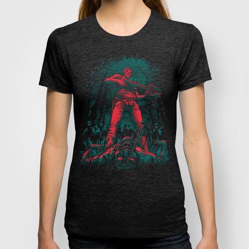 Walking Dead Daryl Dixon Hunter T-Shirt