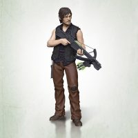 Walking Dead Daryl Dixon Keepsake Ornament