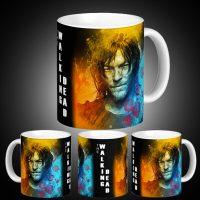 Walking Dead Daryl Dixon Mug