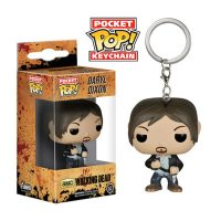 Walking Dead Daryl Dixon Pop Vinyl Figure Key Chain