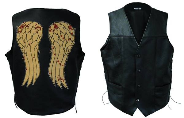 Walking Dead Daryl Dixon Winged Vest