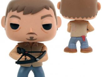 Walking Dead Daryl Funko Pop Figure