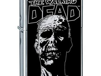 Walking Dead Dead Head Premium Enamel Lighter