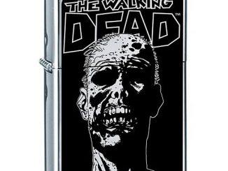 Walking Dead Dead Head Premium Enamel Lighter